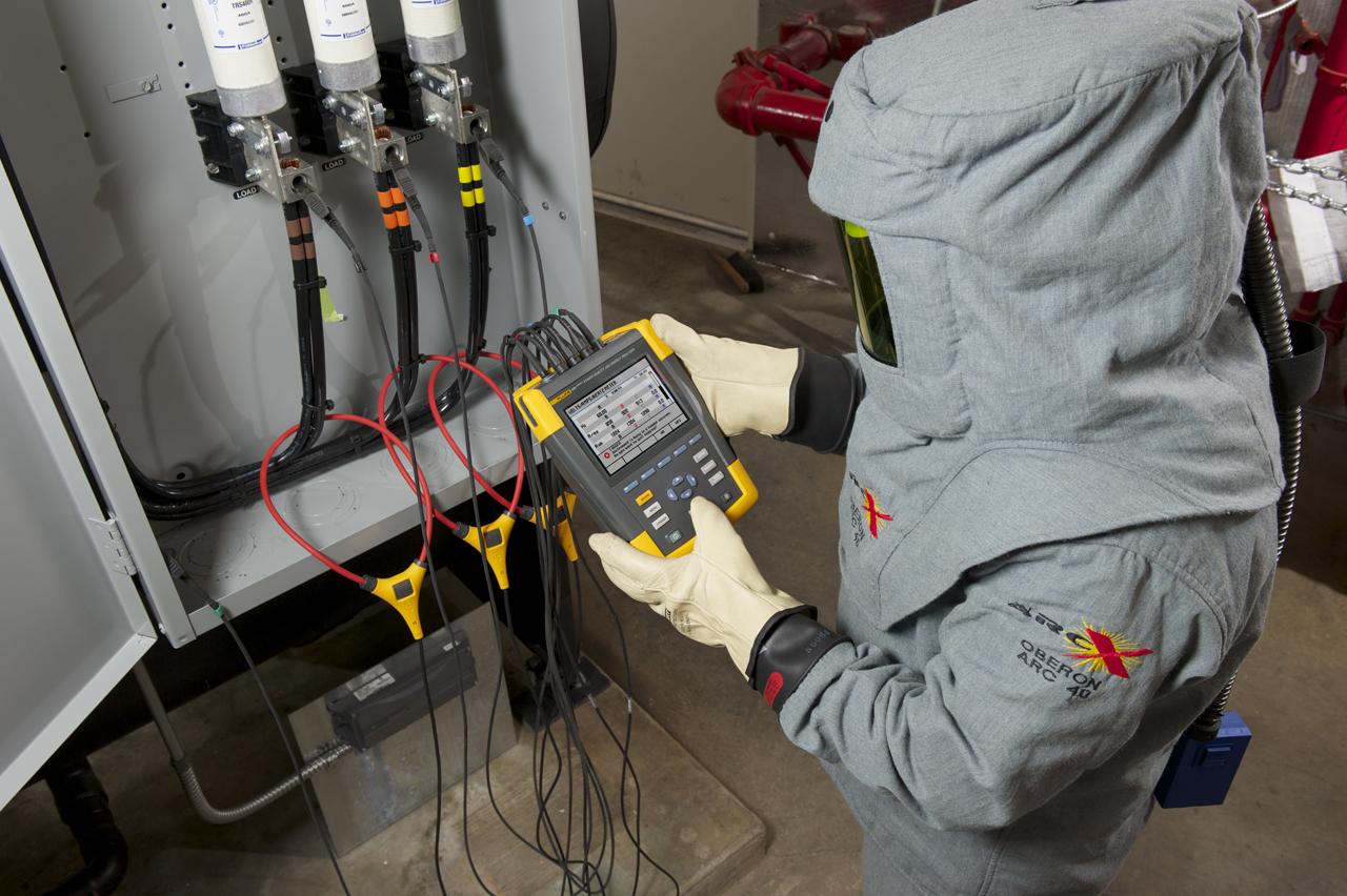 Analizador de Energía Fluke 435 II